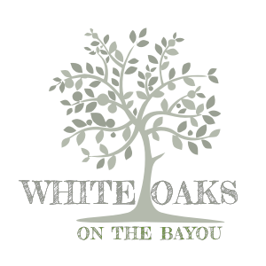 White Oaks Event Venue Mobile Logo